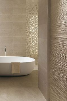 awesome Minimalist bathroom design with textured walls from FCP Ceramics - great matchin... by http://www.coolhome-decorationsideas.xyz/bathroom-designs/minimalist-bathroom-design-with-textured-walls-from-fcp-ceramics-great-matchin/
