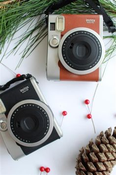 All I want for Xmas is an instax Mini 90!