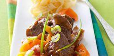 Joue de bœuf au cahorsVoir la recette de laJoue de bœuf au cahors