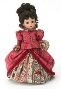 International Dolls | ... Alexander 8 Inch International Collection Doll – Scottish Lass
