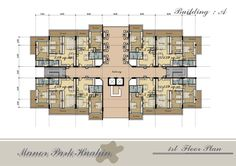 Apartment Building Floor Plans Amusing Painting Lighting Fresh In Apartment Building Floor Plans - Mapo House and Cafeteria