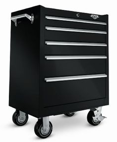 Amazon.com: Viper Tool Storage V2605BLR 26-Inch 5-Drawer 18G Steel Rolling Tool Cabinet, Black: Home Improvement