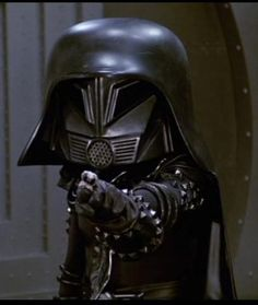 Dark Helmet from Spaceballs