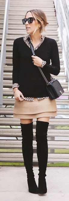 Love every bit of this ensemble.