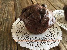 Les plats cuisinés de Esther B: Muffins moelleux au chocolat