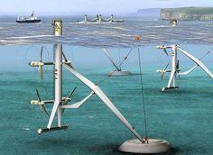 UKs First Marine Energy Park
