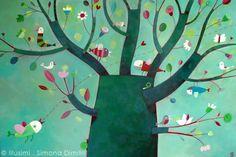 Simona Dimitri (Illusimi) - a tree