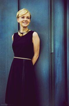Carey Mulligan, an inspiring and talented actress.