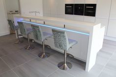 kitchen breakfast bars play island 40 best images american corian square raised bar on an alno designed by phil harflett of bristol