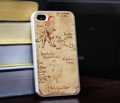 Lonely Mountain Maps iPhone 5S caseiphone 5 by gooddaycase on Etsy, $14.90