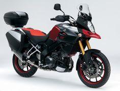 V-Strom 1000, Concept, Suzuki