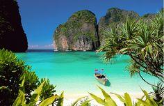 Islas paradisíacas en Tailandia! :)