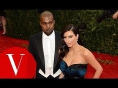Pin for Later: Watch as Celebs Mix and Mingle on the Met Gala Red Carpet Kim Kardashian and Kanye West Kim divulged how many wedding dresses she's tried on. Also, André Leon Talley is invited to their wedding in case you were curious.