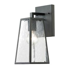FREE SHIPPING! Shop AllModern for Elk Lighting Meditterano 1 Light Outdoor Sconce - Great Deals on all  products with the best selection to choose from!
