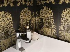 Hvordan pusse opp spisebordet? - Fornyelse av gamle møbler - ifi.no Sink, Home Decor, Sink Tops, Interior Design, Home Interior Design, Sinks, Vanity, Home Decoration, Decoration Home