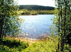 my mothers lake in Sundsvall