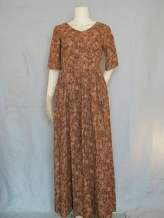 VERY PRETTY DRESS BY THE MODEST MAIDEN.