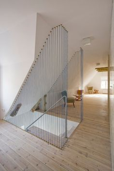 I wish I lived here: a modern apartment in an old German farmhouse