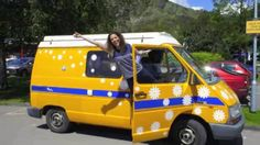My Big Beryl adventure: The Movie by Selina Barker of her 6 months living and working from a campervan while she travelled the UK, taking her friends on adventures
