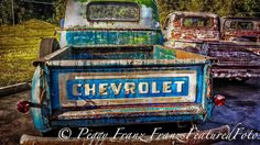 Old Classic  Chevy Trucks 8x 10   Vintage by FranzsFeaturedFotos, $28.00