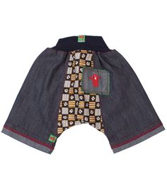 Robus Short, Oishi-m Clothing for Kids, circa 2011, www.oishi-m.com