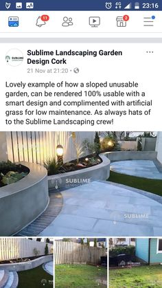 Smart Design, Garden Landscaping, Grass, Landscape, Outdoor Decor, Front Yard Landscaping, Intelligent Design, Scenery, Grasses