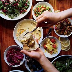 Make your own version of classic Middle Eastern dishes, thanks to Food & Wine's fantasy menu.