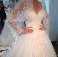 Wedding dress by Lucas Anderi. Amazing!