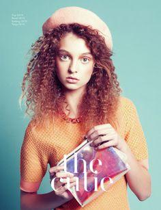 Makeup: Nikkie de Jager Hair: Louise Vlaar Photography: Bianca Toeps Styling: Suze Kuit