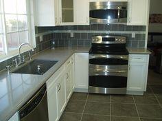 contemporary kitchen, kitchen countertop installation, white cabinet, kitchen remodeler los angeles
