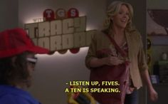 30 Rock Life Lesson: How to enter a room. Tv Show Quotes, Movie Quotes, Epic Quotes, Inspiring Quotes, 30 Rock Quotes, Shows, The Villain, Lessons Learned, Life Lessons