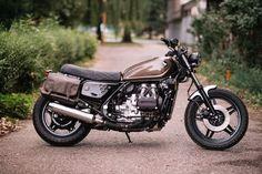 """1981 Honda GL1100 """"Firstborn"""" – Retro Bikes Croatia"""