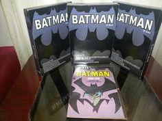 2a. série Batman da Editora Abril. Set/87-Dez/88. 16 edições (1-16).