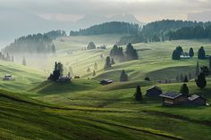 Beautiful Alpe di Siusi by Marcellian Tan on 500px