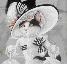 Eliza Dolittle by Susan Herbert.