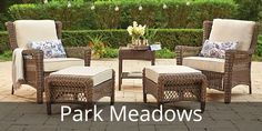 Park Meadows Patio Furniture