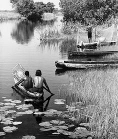 by Franz Marzouca, Black River Fisherman. is available at EJ Contemporary Artists, Black And White Photography, Jamaica, Caption, Photographs, Art Gallery, River, Fine Art, Black White Photography