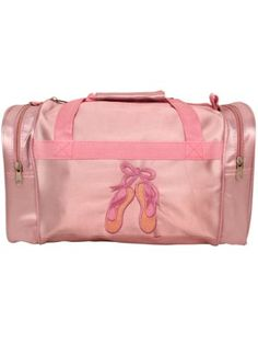 490 Ballet Slippers Roll Up Cosmetic Bag Little Girl