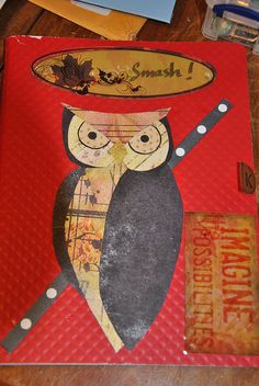 Smash Journal Cover Book #3 by The Silence is Deafening, via Flickr