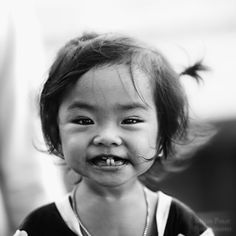 Very cute little girl from Cambodia