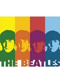 Beatles Warhol Blanket - goHastings