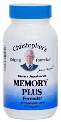 Memory Plus is marketed as a synergistic blend of herbs designed to promote overall brain function health and to prevent age related memory decline.