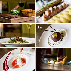 Food Photography // Hotel Photography // Bedford Lodge Hotel // Commercial Photography