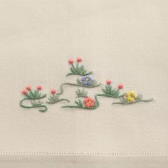 Pure linen towel set with lady in pink -  size 108x75 cm - Cod. C0003