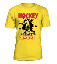 Hockey is the original extreme sport (*Partner Link)