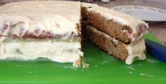 Grain-free, paleo carrot cake... yummy :)
