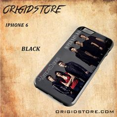 Vampire Diaries and Supernatural For Iphone 6 Snap On and 3D Case