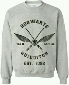 Harry Potter sweatshirt! Omw!