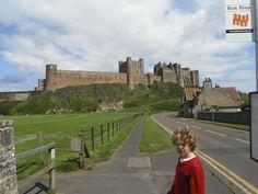 Newcastle UK and Bamburgh Castle - Exploramum & Explorason