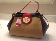 Stephanie Scored This Emma Fox Handbag On Clearance For 99 Compare At 258